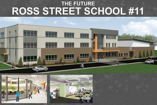 The future Ross Street School #11