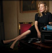 Diana Krall performs on Saturday, September 28 at Fantasy Springs in Indio, Calif.