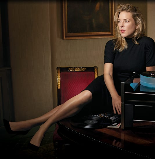 Diana Krall to perform Oct. 12 PHOTO CAPTION