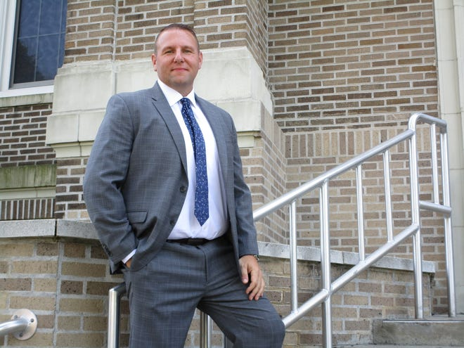 Longtime Linden coach Jason Fekete is ready to up his game as vice principal at Linden High School.