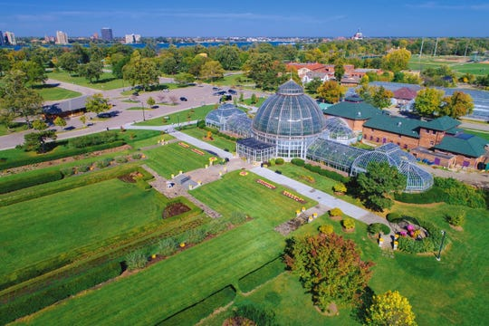 Belle Isle is indeed beautiful and offers a peaceful respite from the city.