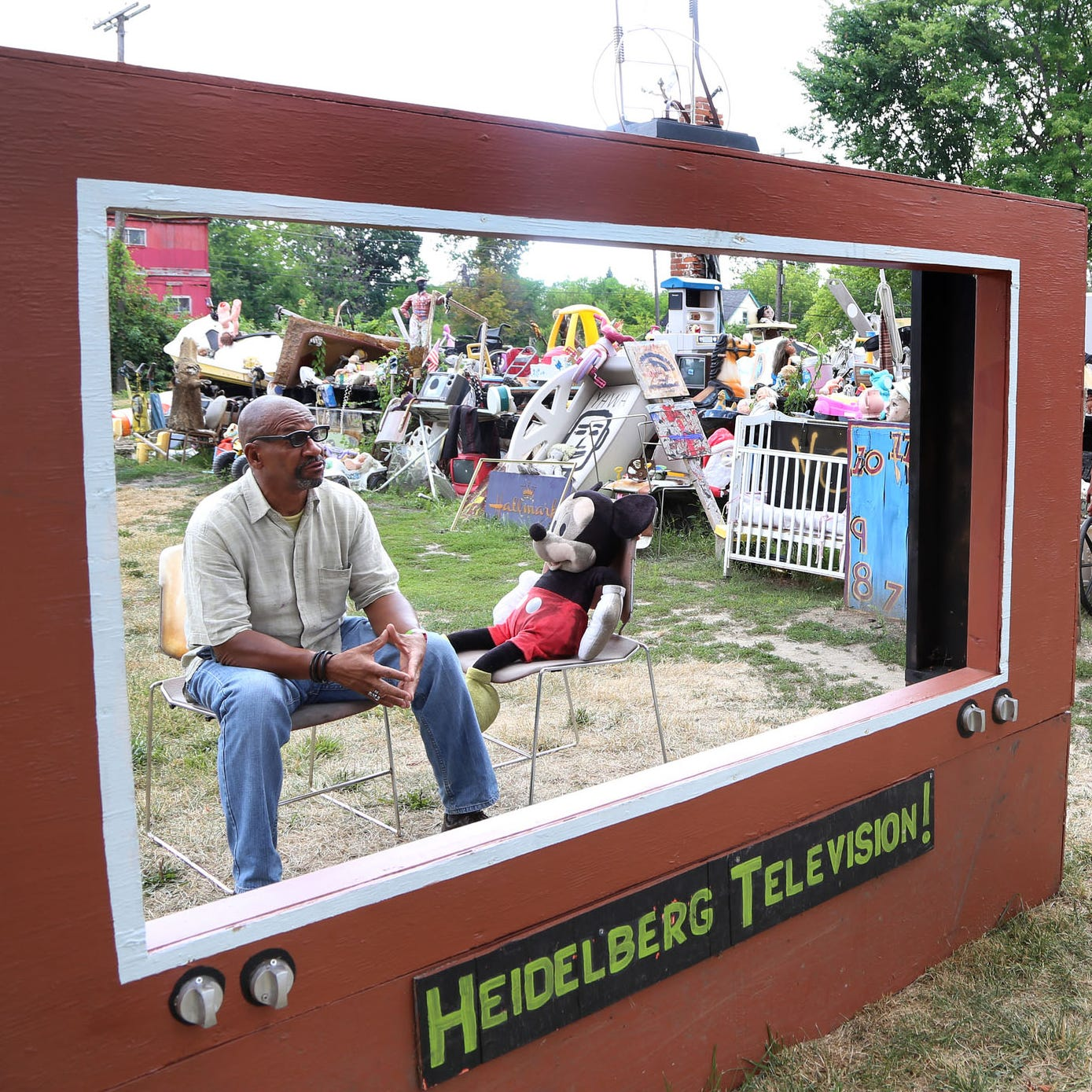 Heidelberg Project is coming home, with new HQ in neighborhood