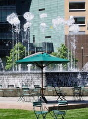 The city's central gathering point, Campus Martius holds events year-round that draw thousands of visitors.