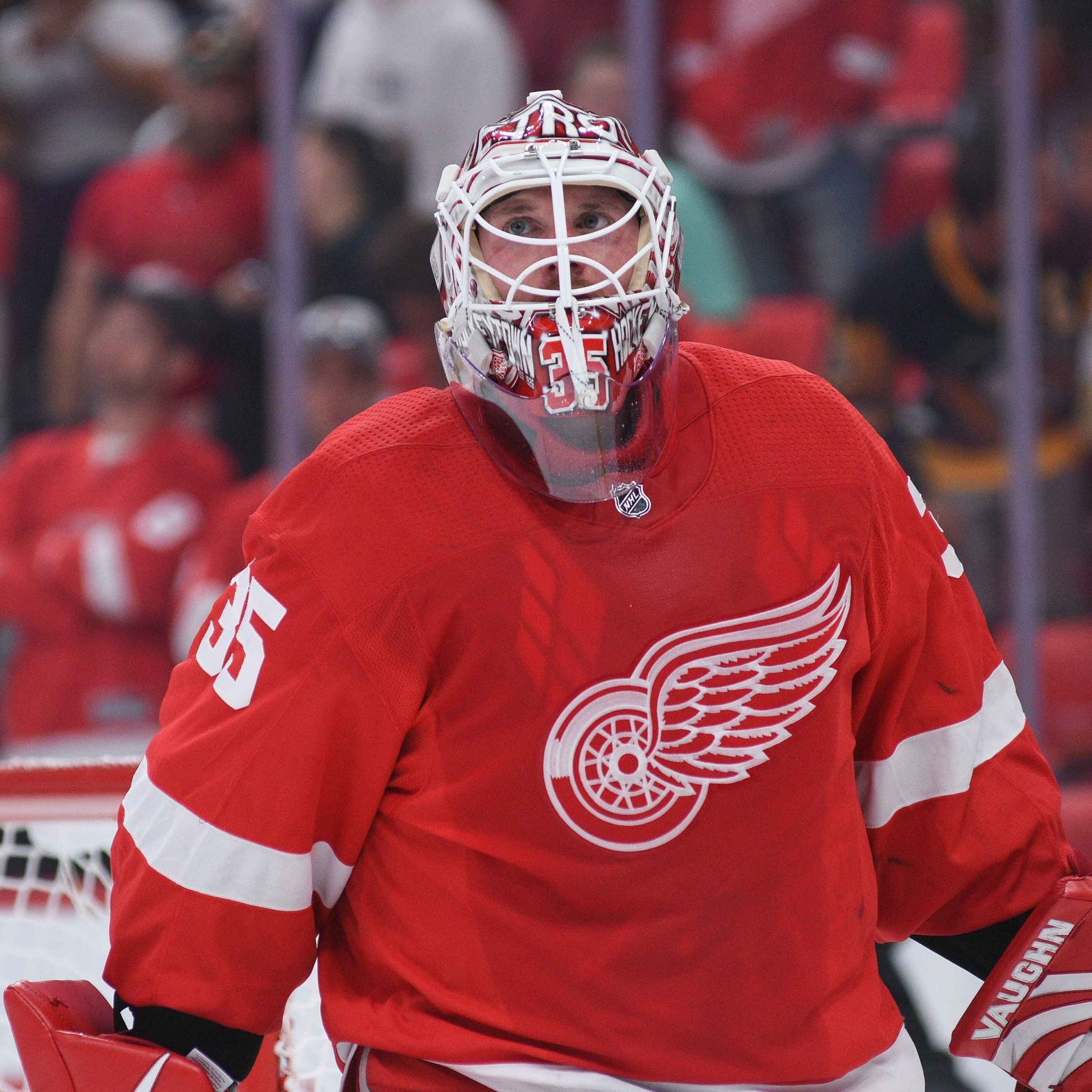 Game thread: Red Wings win exhibition, 4-2