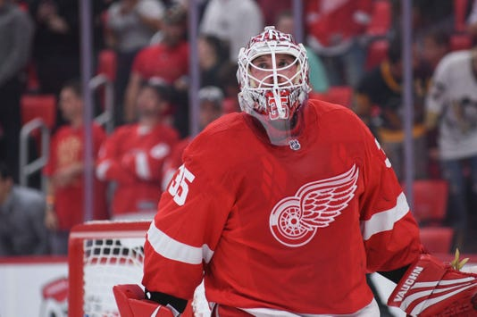 Nhl Preseason Pittsburgh Penguins At Detroit Red Wings