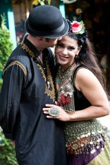 Fall in love with the Michigan Renaissance Festival.