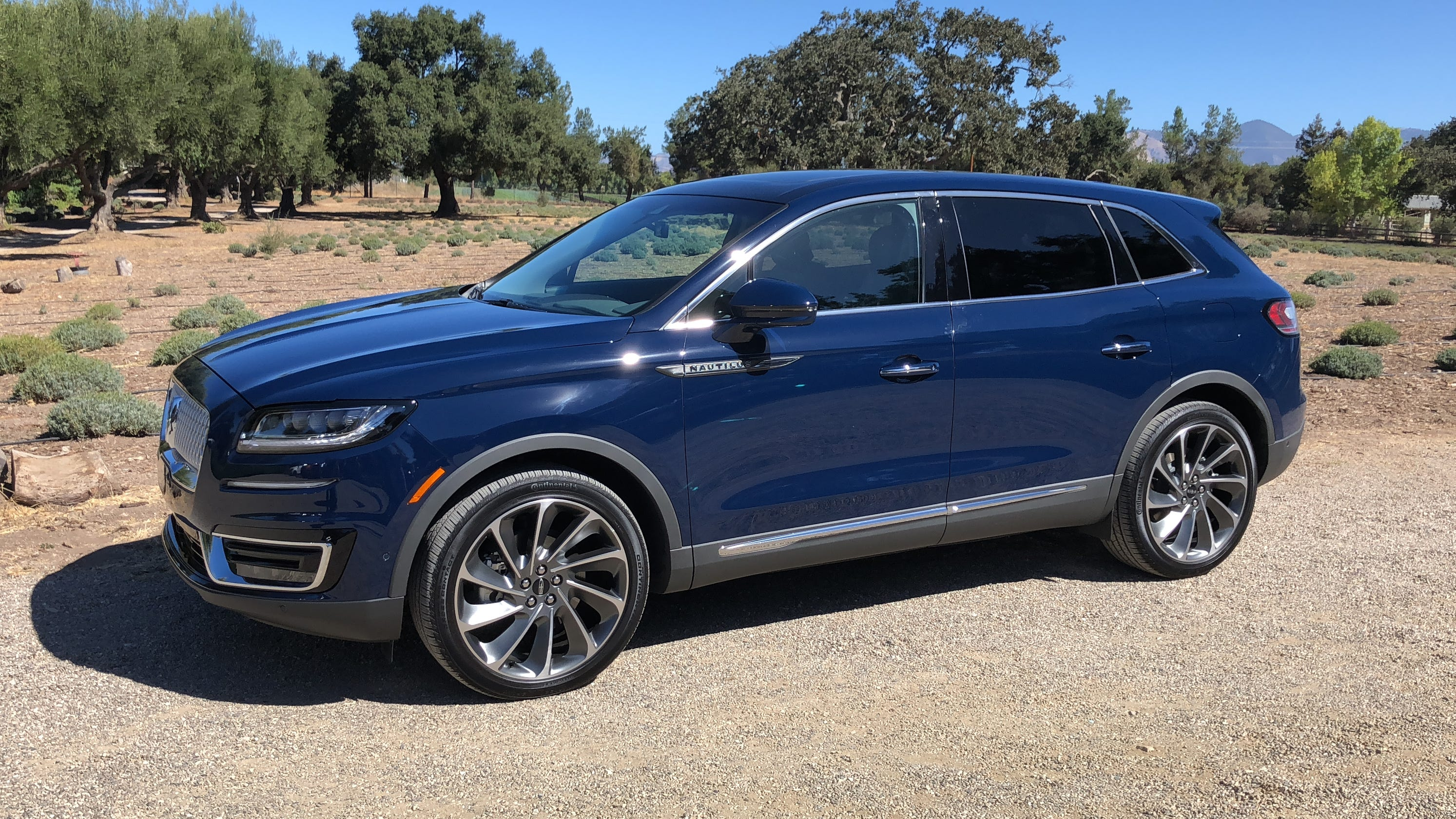 2019 Lincoln Nautilus Improves Safety Fuel Economy