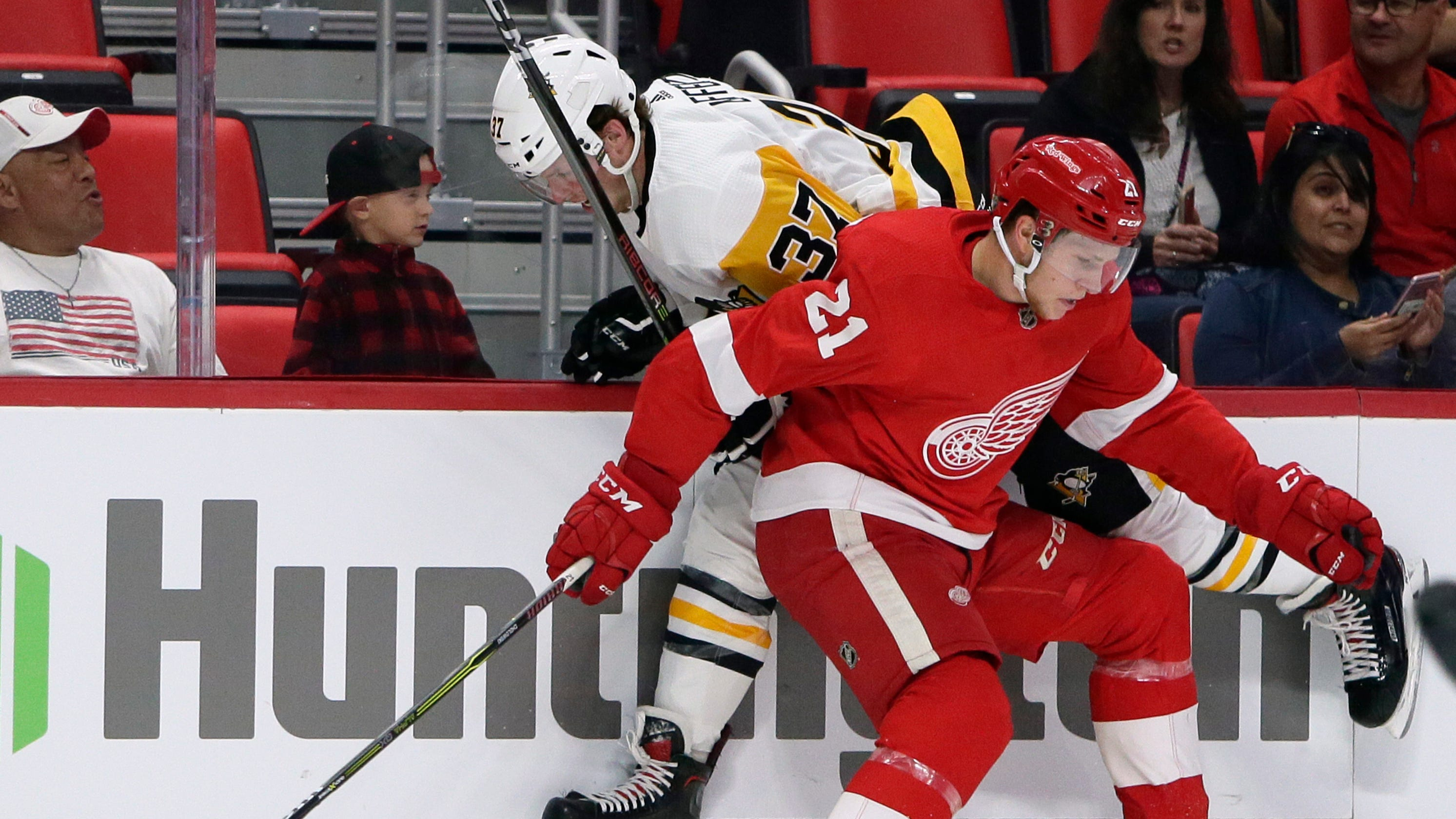 Detroit Red Wings roster: Predicting who makes the cut