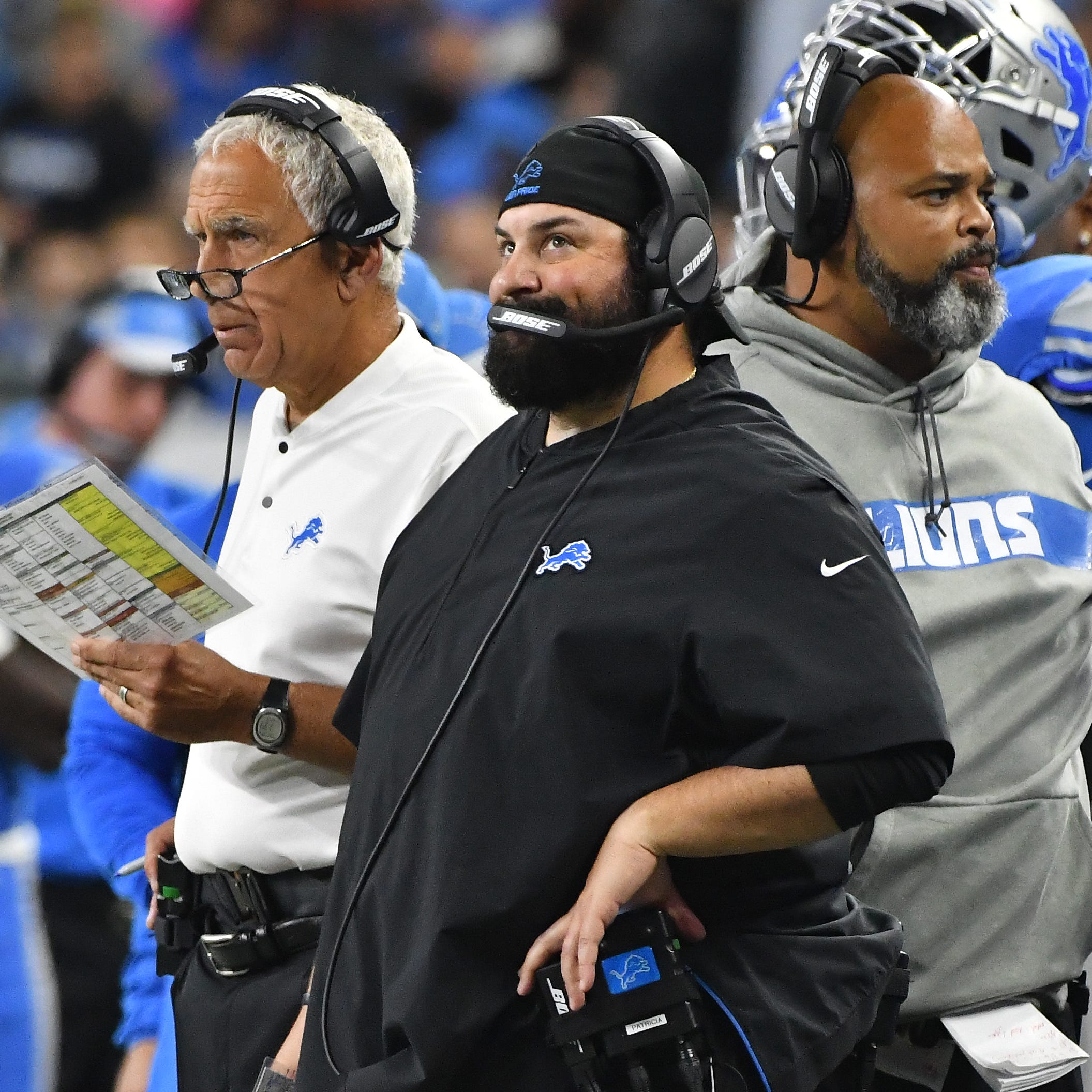 Lions mailbag: Defense should be focus of rebuild