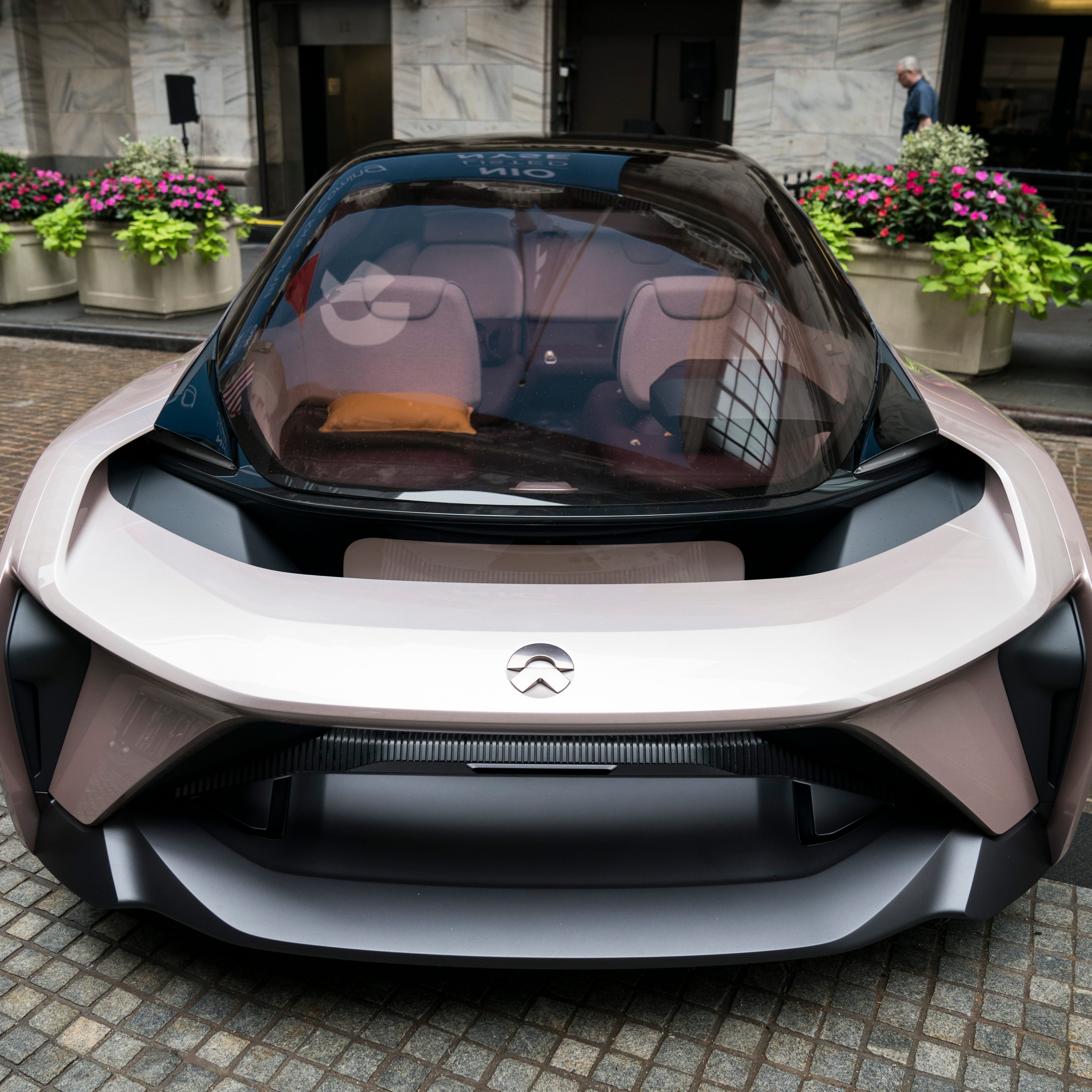 Howes: China's NIO symbolizes new pressures in the global EV game