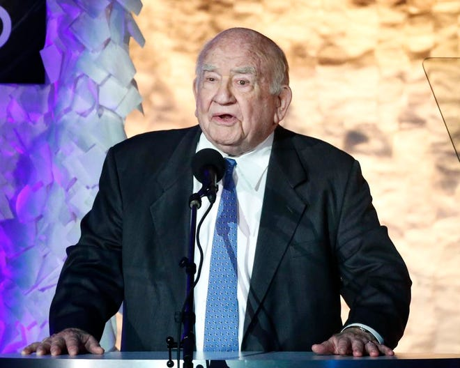 """Actor Ed Asner recently wrote """"The Grouchy Historian: An Old-Time Lefty Defends Our Constitution Against Right- Wing Hypocrites and Nutjobs."""""""