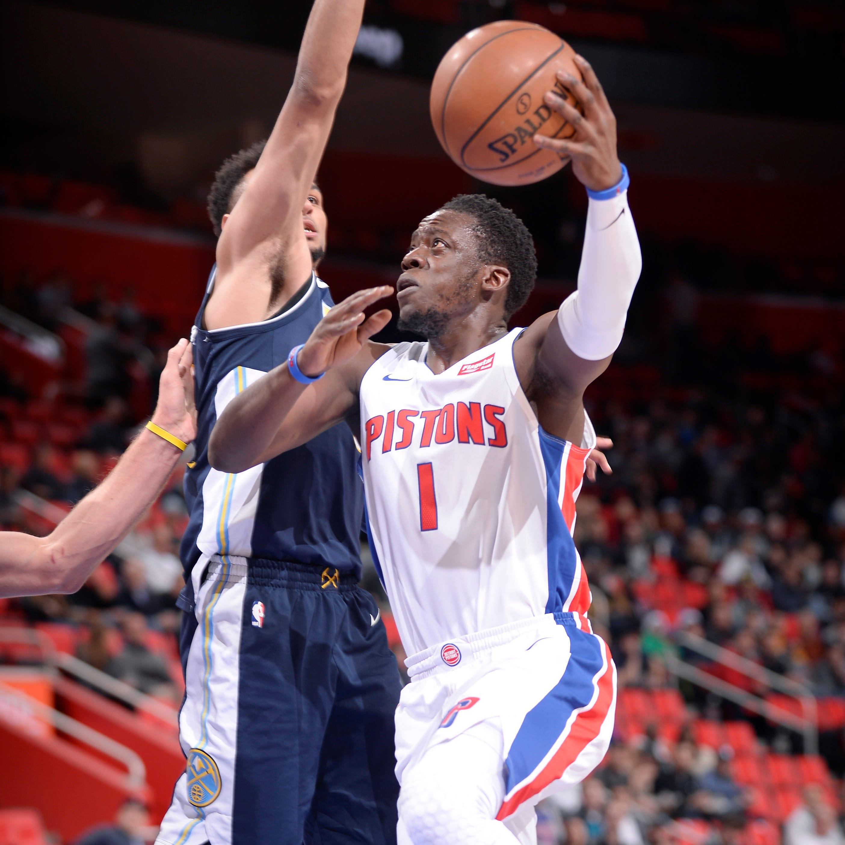 Beard: Pistons are right to bring Reggie Jackson along slowly
