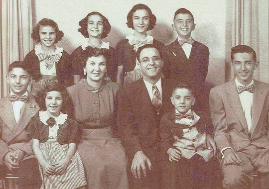 Elizabeth Dandrea, who along with her husband, Anthony, raised eight musically gifted children, passed away recently at age 101.