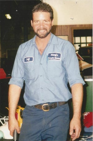 Tow truck operator Jeff Hotz of Fremont, who was killed in an Ohio Turnpike incident in 2003, will be honored with a memorial sign being dedicated on Friday.