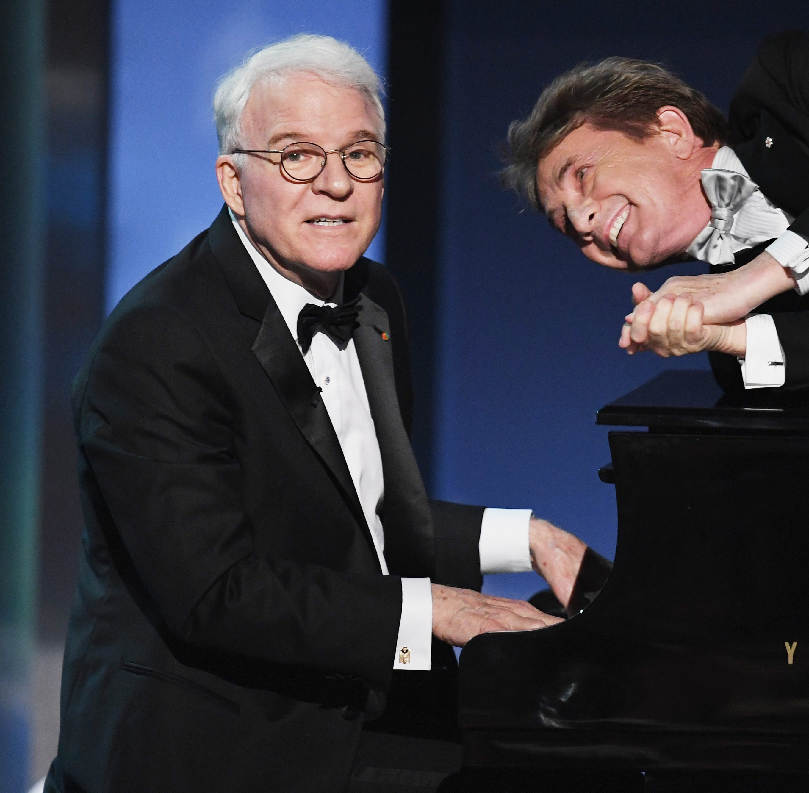 The incomparable Steve Martin, Martin Short prove irresistible at Resch