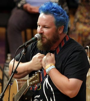 Fox Valley singer-songwriter Walt Hamburger will play Saturday night at Keggers as part of this weekend's Hopeland Festival in downtown Green Bay.