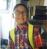 Treyton Louis Mount of Fort Belknap was last seen on Sept. 17 and is believed to be with his non-custodial mother, Collette Marie Stiffarm, according to the Montana DOJ.