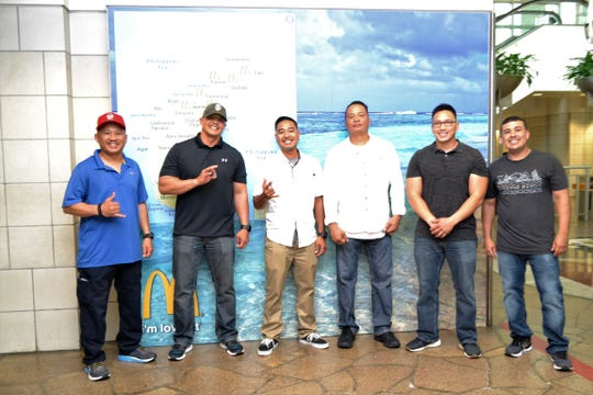Airmen from the Guam Air National Guard's 254th Red Horse Squadron returned to Guam Sept. 18 after supporting military construction projects at various locations in the Republic of Korea for six months.