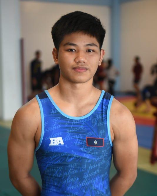 Olympian Wrestlers 05