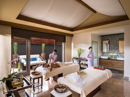 Devarana Spa at the Dusit Thani Guam Resort is Pika Best Spa 2018.