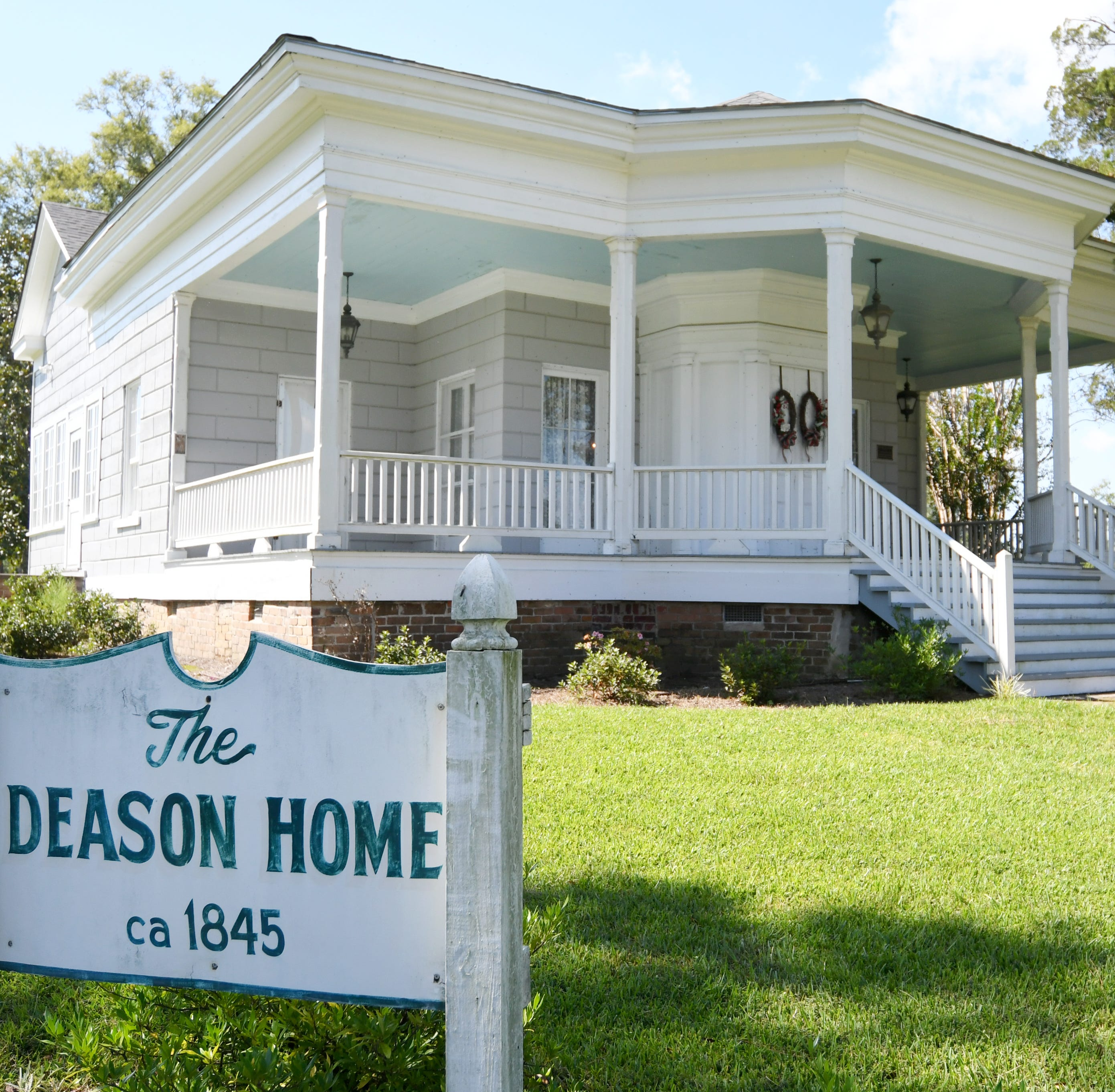 Ellisville's 1845 Deason Home: Haunt of Civil War ghost or blessed antebellum dwelling?
