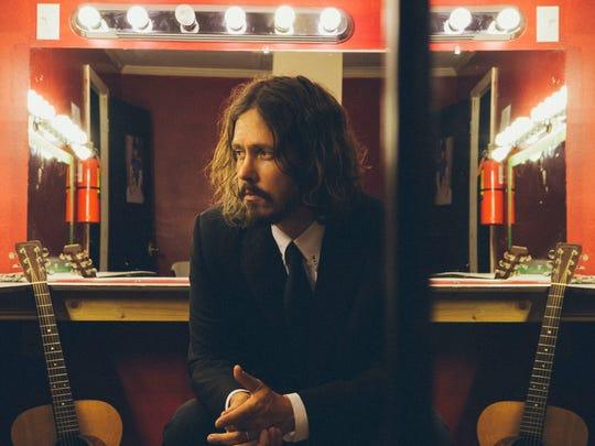 John Paul White will perform Sept. 22 at the Holler on the Hill festival.