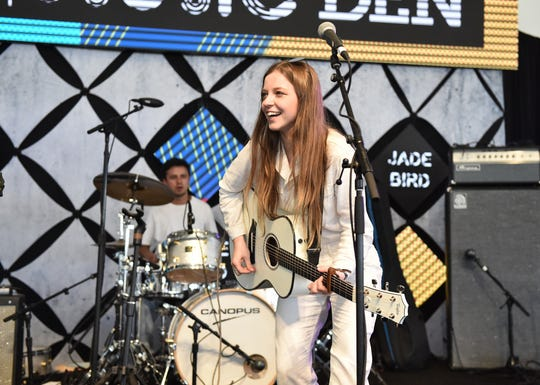 Jade Bird will perform Sept. 22 as part of the Holler on the Hill festival.