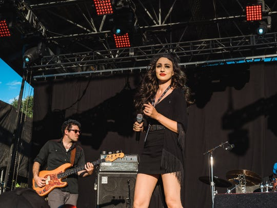 Lindi Ortega will perform Sunday at the Holler on the Hill festival.