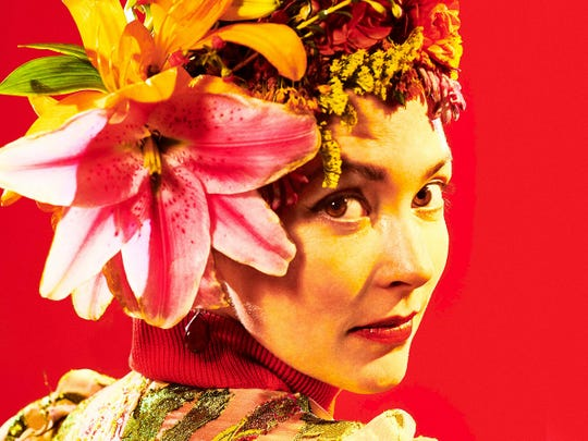 Amanda Shires will perform Sept. 22 at the Holler on the Hill festival.