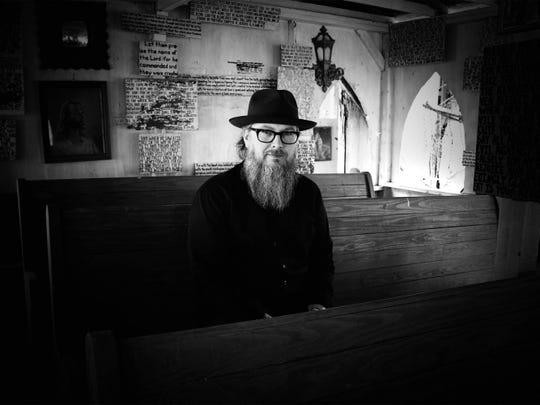 Otis Gibbs will perform Sept. 23 at the Holler on the Hill festival.