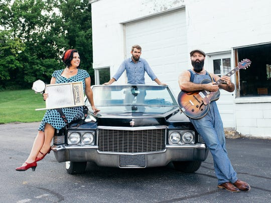 The Rev. Peyton's Big Damn Band will perform Sept. 22 at the Holler on the Hill festival.