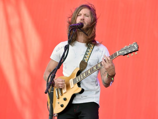 Trevor Terndrup will perform with Moon Taxi Sept. 23 at the Holler on the Hill festival.