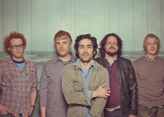 Blitzen Trapper Holler on the Hill
