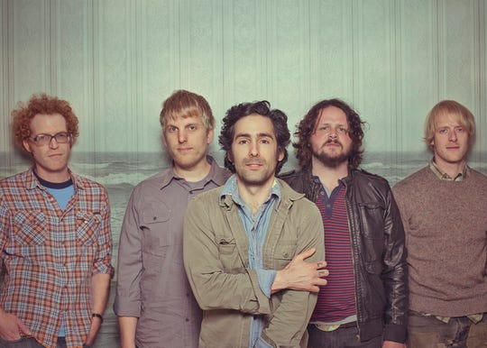 Blitzen Trapper will perform Sept. 22 at the Holler on the Hill festival.
