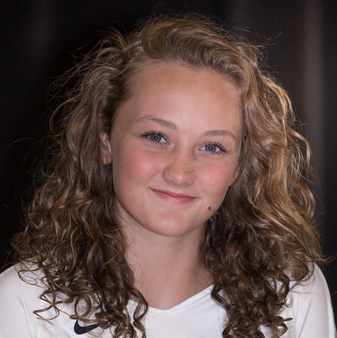 Camden's Abby Pierce named Week 5 female athlete of the week