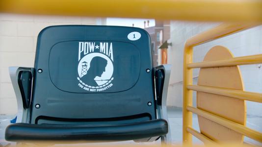 POWMIA Seat 1