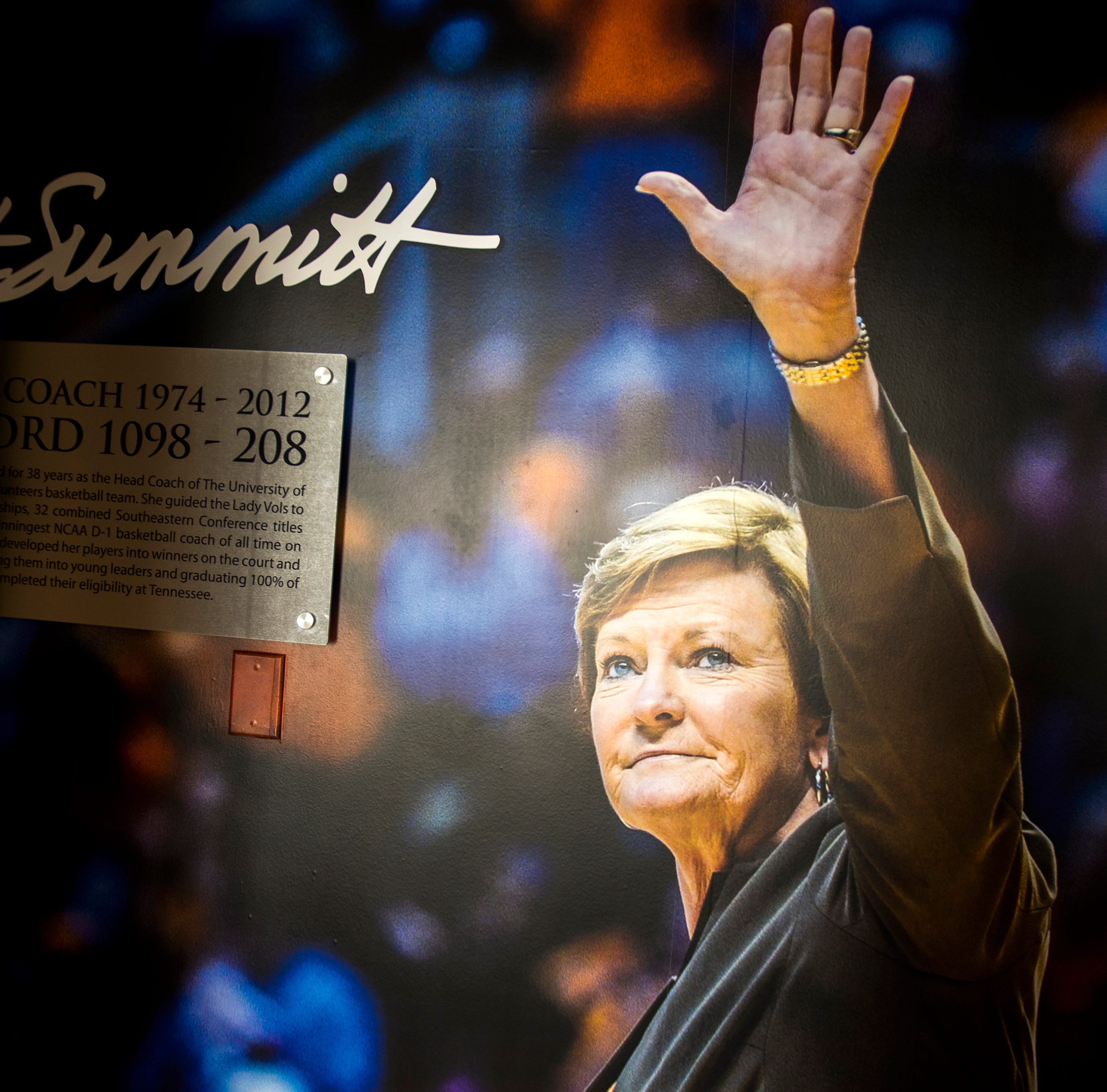 Pat Summitt suite at The Tennessean will benefit Summitt Foundation for Alzheimer's