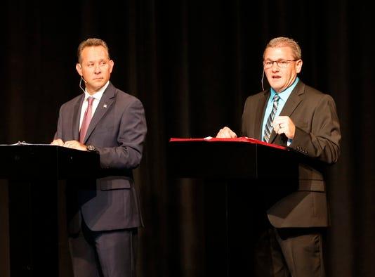 Laf Tippecanoe Sheriff Debate Coverage