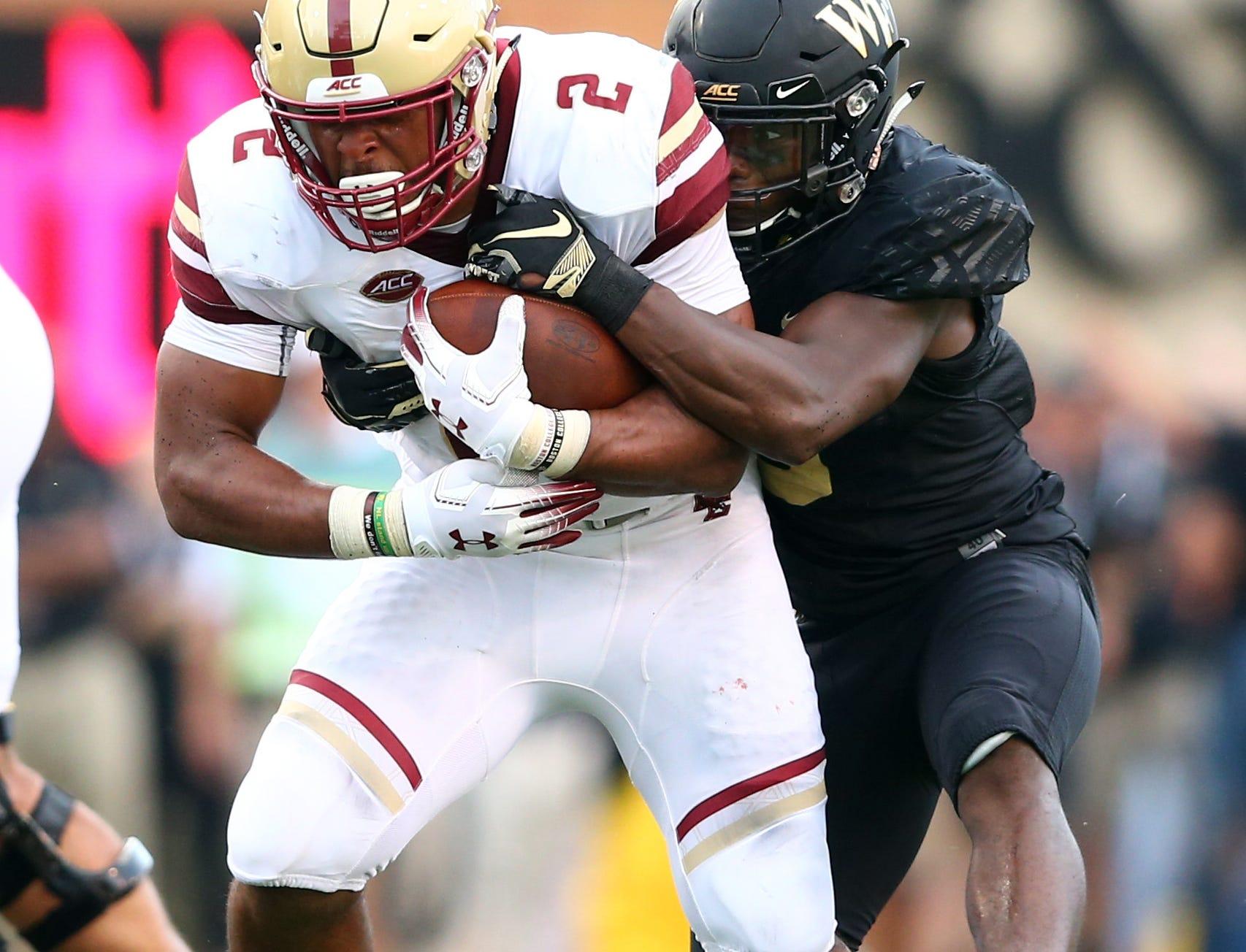 Purdue opponent preview | Boston College seeking best start since 2007