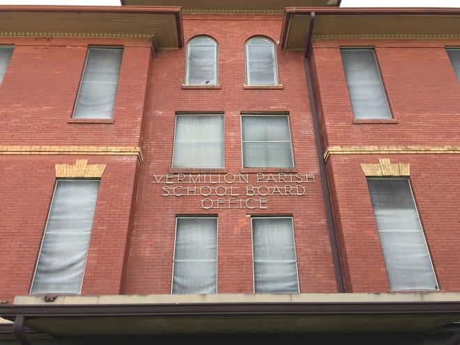 The Vermilion Parish School Board office