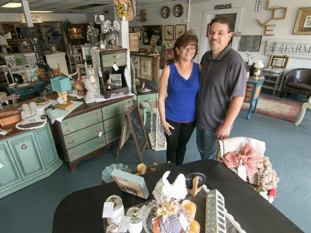 38 Michigan Artists Crafters Featured At New Home Decor Shop Near Brighton