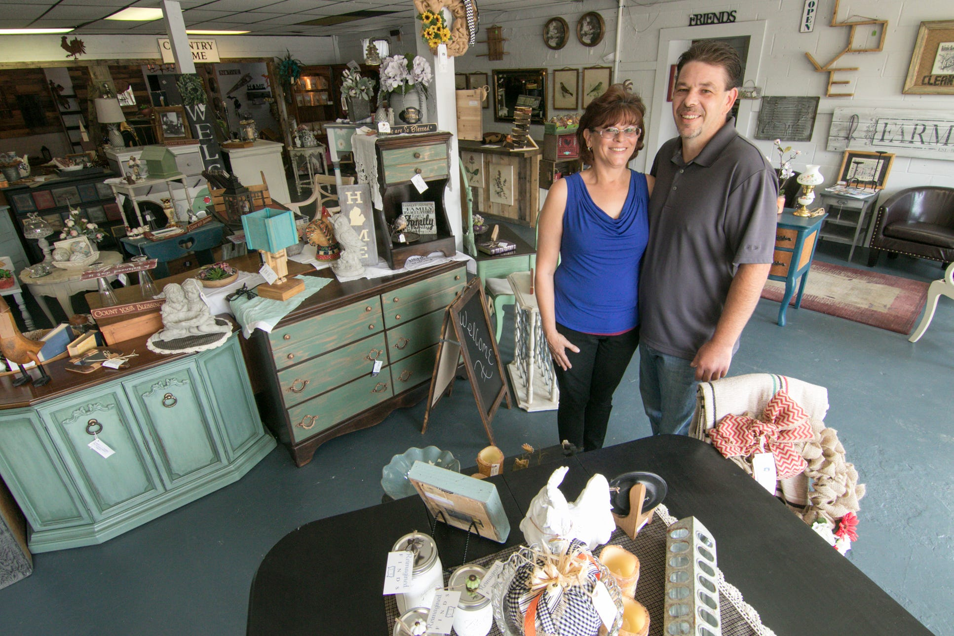 38 Michigan Artists Crafters Featured At New Home Decor Shop