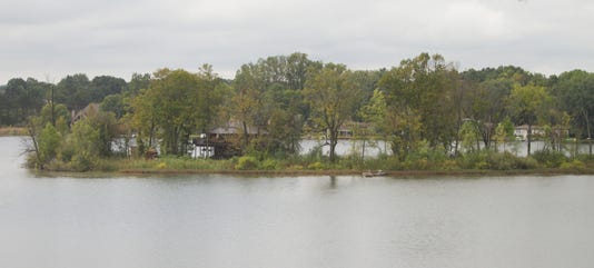 West Crooked Lake Island Home 01
