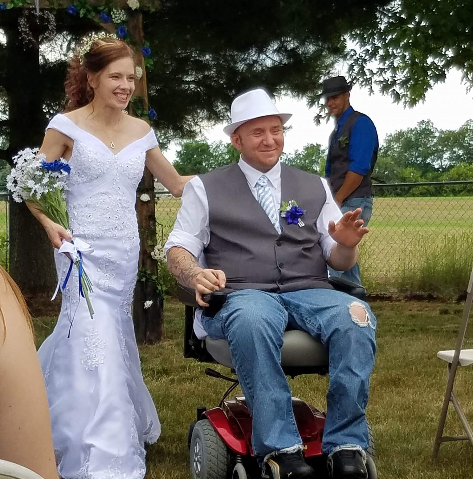 Putnam: He was paralyzed, but 'never lost his sense of humor' his wife recalls