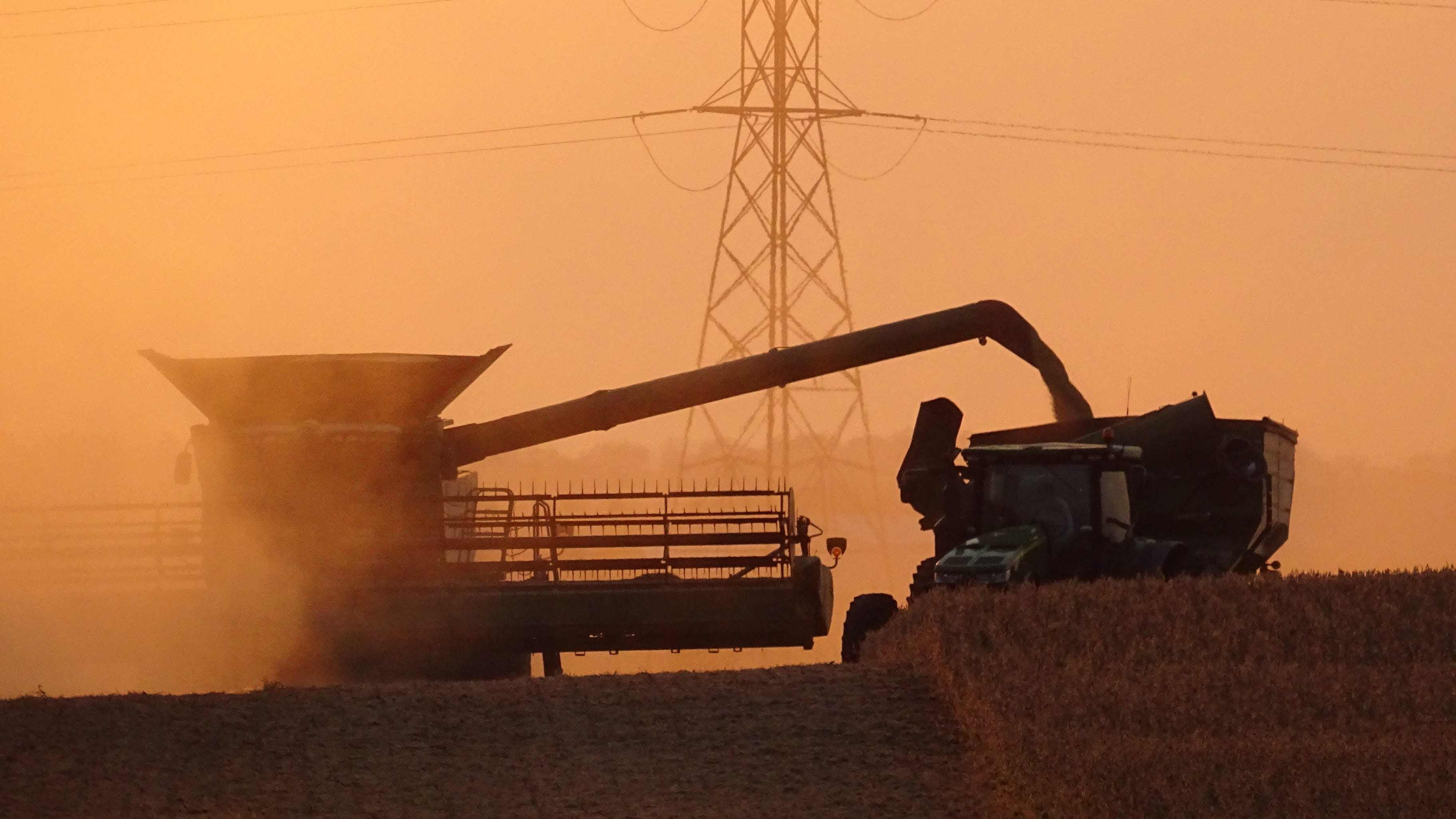 Harvest season underway; farmers seeing good yields