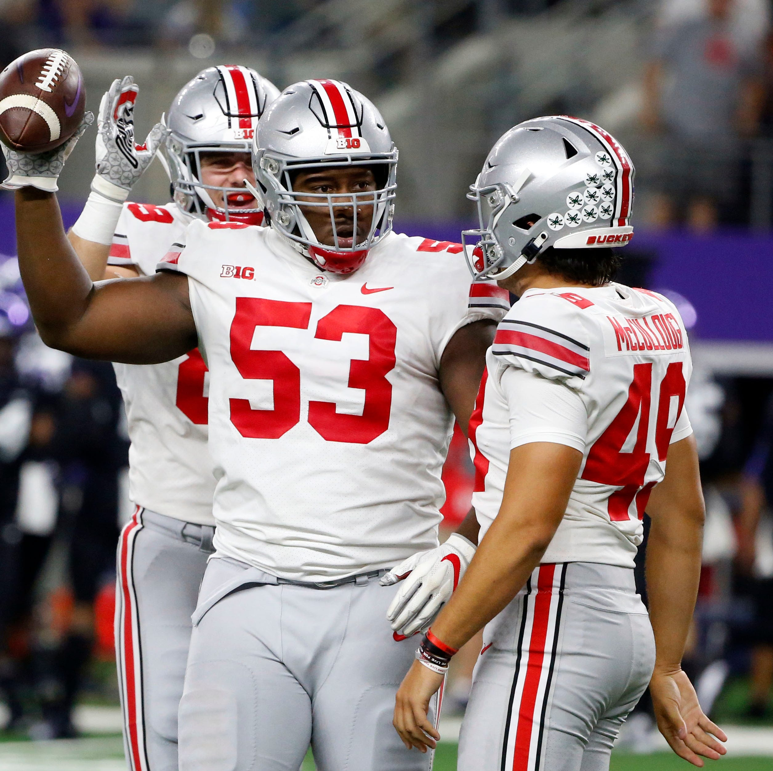 Big win shows Buckeyes have Bosa's back
