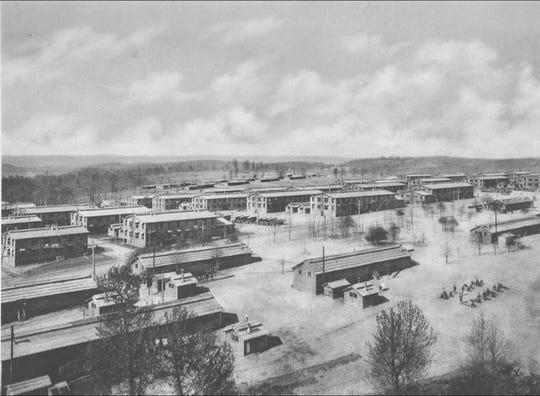 Camp Pike, Ark., circa 1918