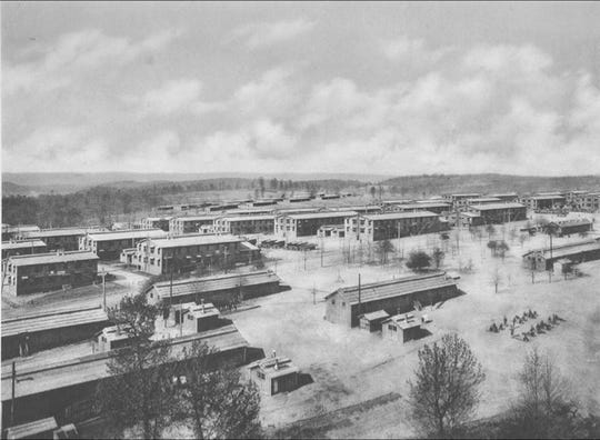 Camp Pike, Ark., circa 1918