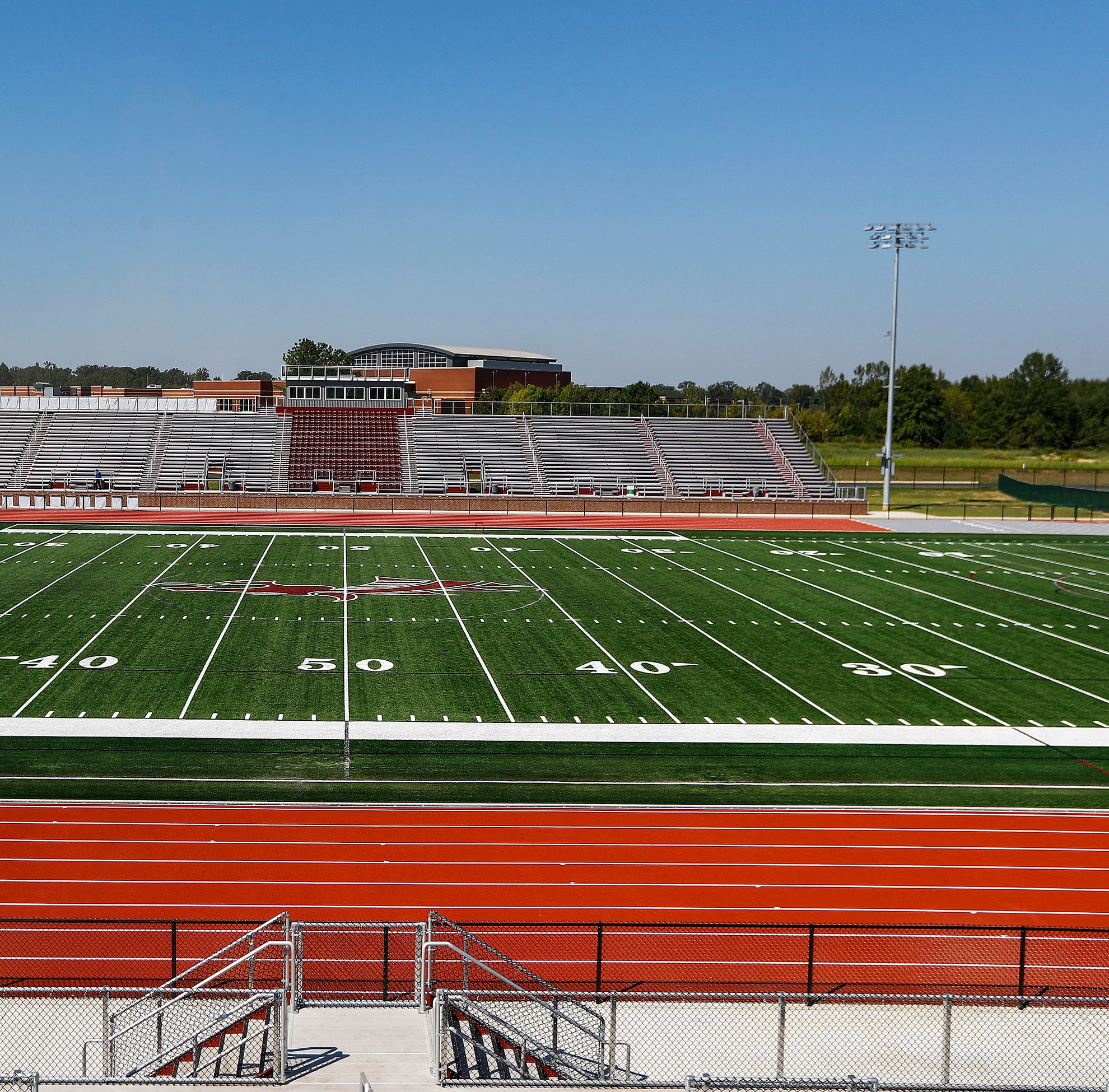 Collierville High School new sports facilities named Landers SportsPlex