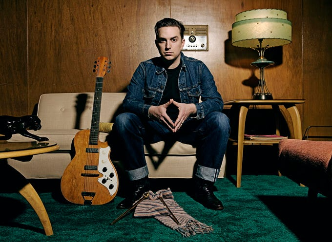 Retro rocker JD McPherson performs a holiday show with his full band at Turner Hall Ballroom Nov. 28. Tickets are $25.